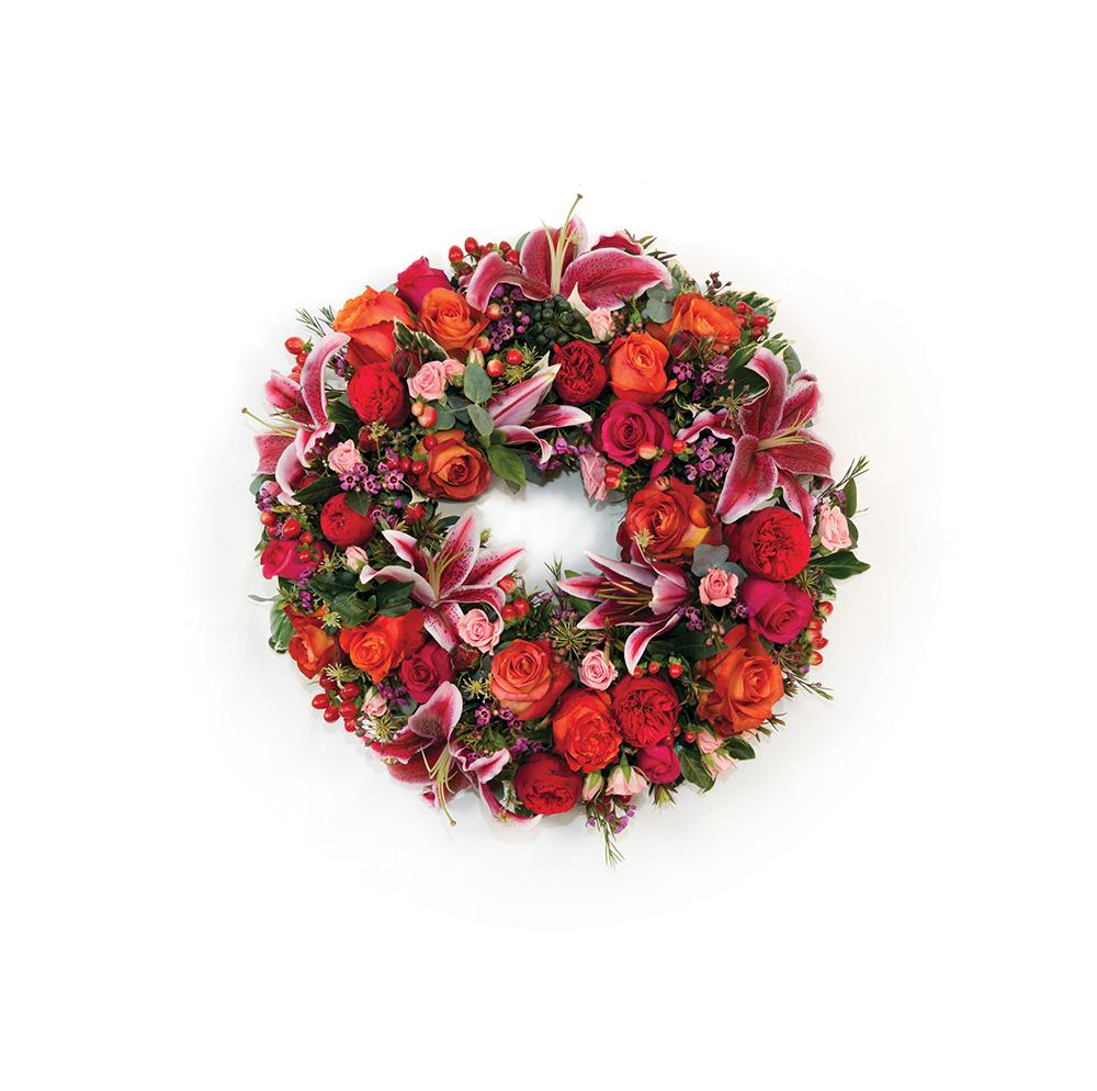Wreaths Rose Mary
