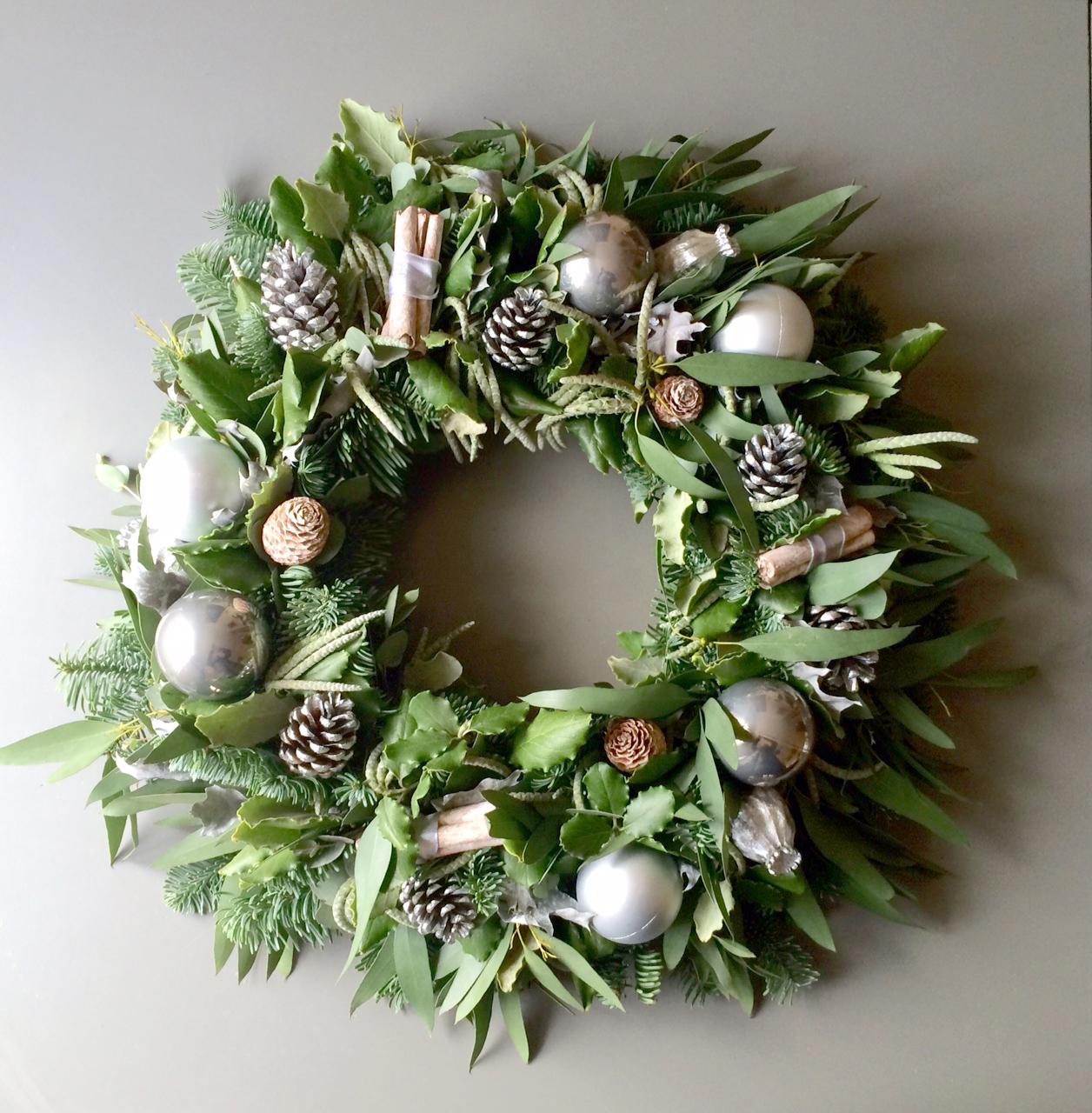 Christmas Wreaths Rose Amp Mary
